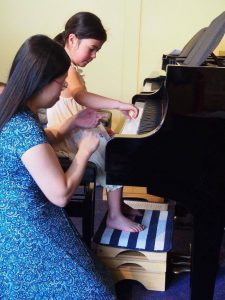 Piano Workshop med Sophie Chalk @ Sharons Suzuki Pianoskole   Oslo   Norge