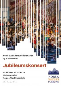 Jubileumshelg @ Norges musikkhøgskole